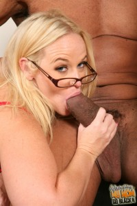 Dee Siren loves big black cock and shares it with her daughter