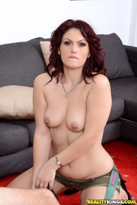Jen is a South Florida slut sucking cock on camera