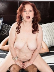 Katherine Merlot is 73 years old and fucking on film at 60PlusMILFs.Com