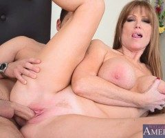 Super sexy Darla Crane gets fucked by young cock at myfriendshotmom.com