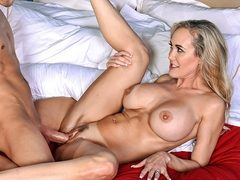Brandi Love fucks a hung stud at myfriendshotmom.com
