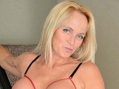 Dani Dare brings her super sexy to allover30.com