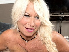 Adult star Annelise Croft is fifty four years old